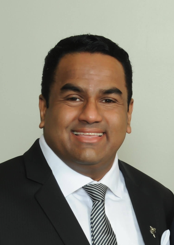 Dr. Joseph M. Chalil, MD, MBA, FACHE